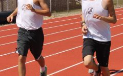 Cross  country picks up pace