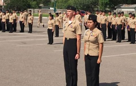 Naval Junior ROTC summer program