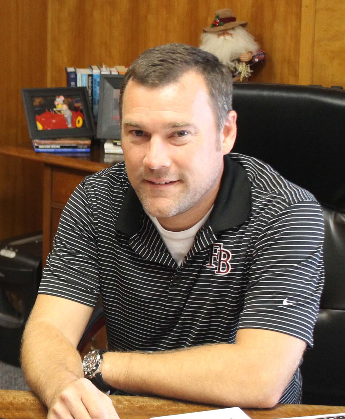 Superintendent Brian Schuss