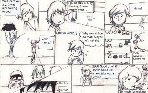 Comic: Ordinary Life of Teenager, part two