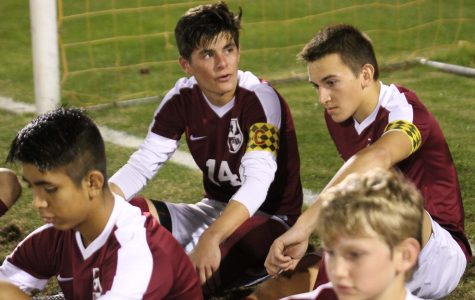 Boys soccer gains momentum as season rolls on