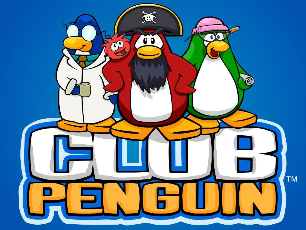 Disney's virtual world of penguins, is set to discontinue on March 29.  Source logodatabases.com.