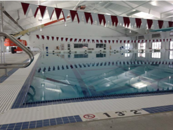New natatorium a shining beacon of opportunity