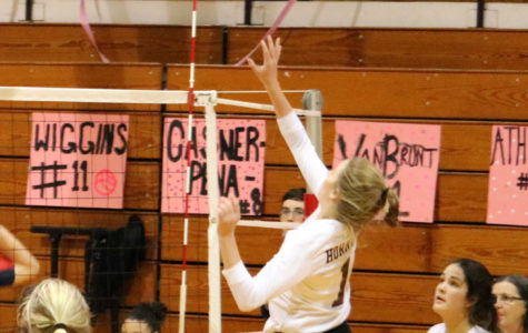 Volleyball season comes to an end