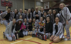 Stingline dances into third place at regional competition