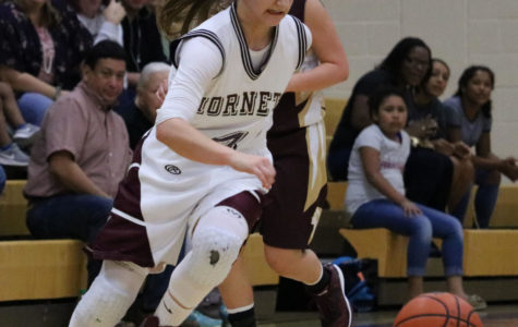 Girls basketball's run ends at the hands of Kerrville Tivy