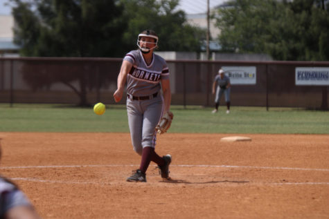 Softball team makes history, but larger goal remains