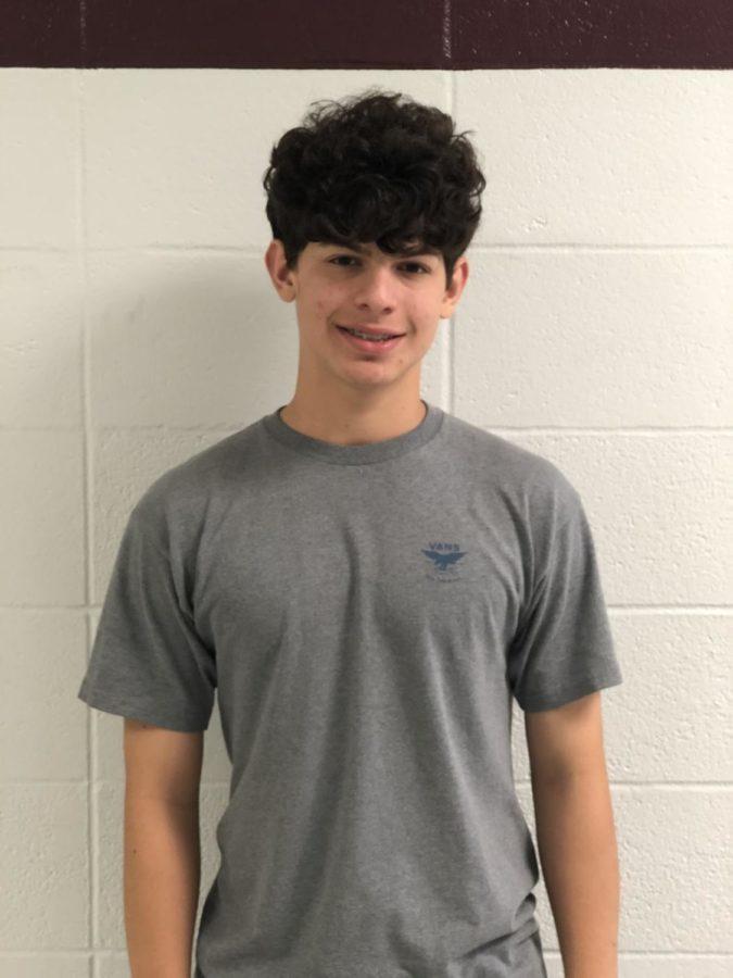 Christian Davies (freshman)