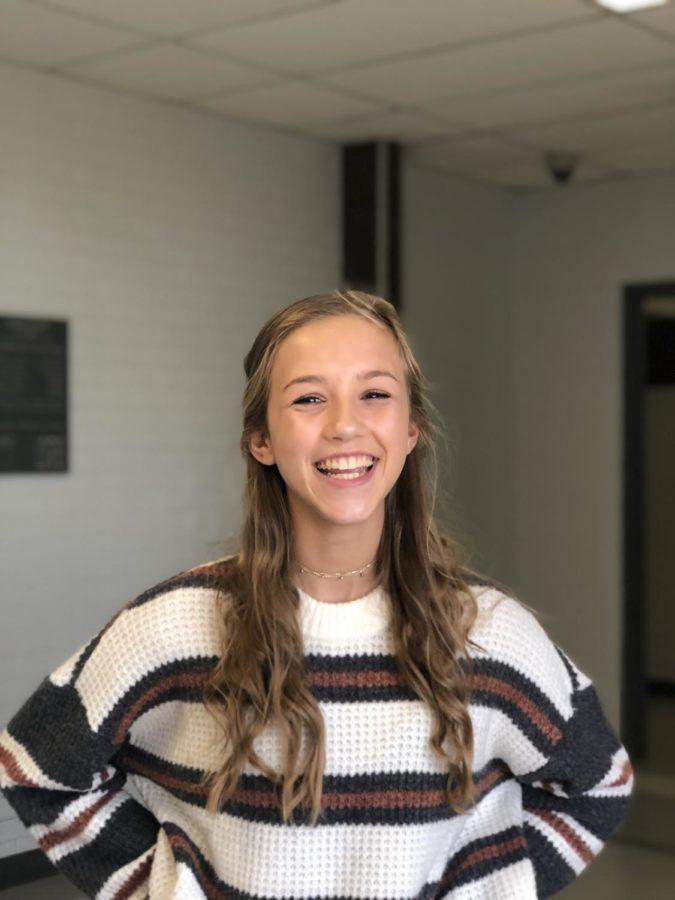 Sarah Candler (Freshman)