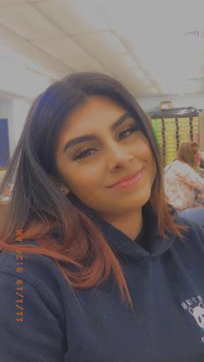 Kaylea Cruz Sophomore