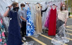 Cinderellas Closet is a project at Flour Bluff High School intended to help students who are unable to afford prom dresses.